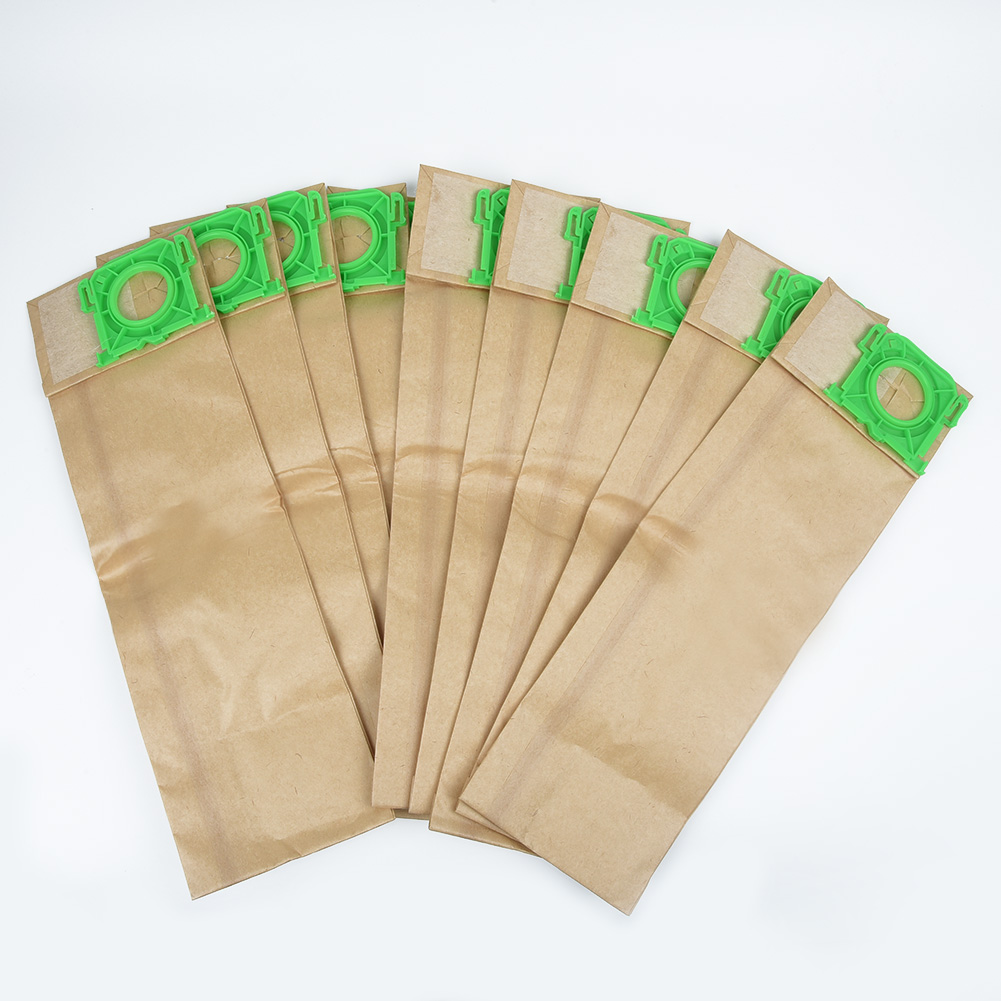 10Pcs Dust Bags For BORK V701 V702 VC 9721 VC 9821 VC 9921 Vacuum Cleaner Replacement Parts For Home Appliances