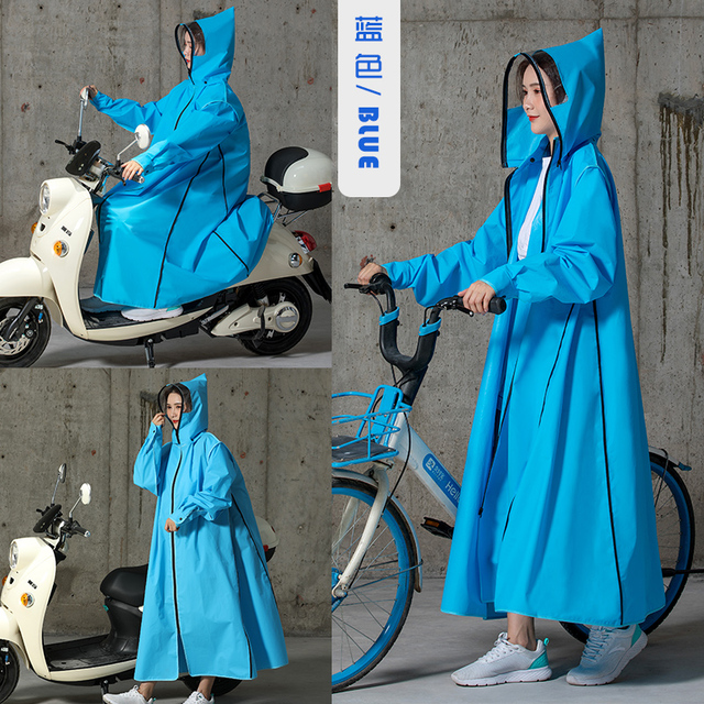 Waterproof Impermeable Raincoat Women Waterproof Motorcycle Men Rain Coat Blouse Jetable Lightweight Poncho Coat Rain Gear MM60Y