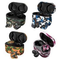 Sabbat E12 Ultra TWS True Wireless v5.0 Bluetooth Camouflage беспроводные наушники earphones блютуз наушники fone bluetooth