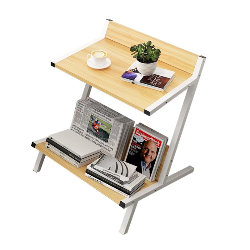 Маленький журнальный столик для гостиной, простой современный креативный маленький столик для спальни, прикроватный столик для дивана