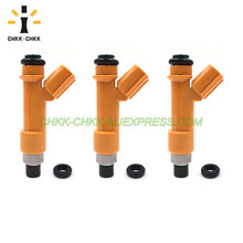 CHKK-CHKK NEW Car Accessory 23250-40020 23209-49085 fuel injector for TOYOTA NA Yaris 1.0L 1KR-FE 2008~2010