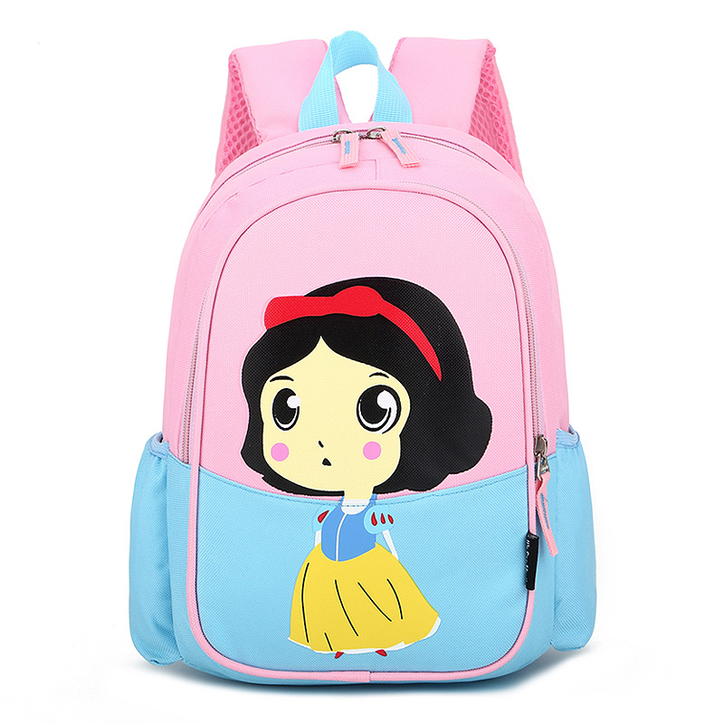 Back Pack Ruck Sack Princess Personalised Girl/'s Playschool Nursery School
