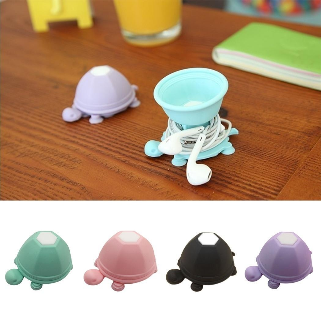 Mobile Phone Accessories Silicone Turtle Stand Phone Holder Anti Slip Stand For Cell Phone