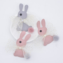 Gloves Mesh-Bow Hat Patches Applique-Accessory Decor Fabric Sewing for DIY Socks Headwear