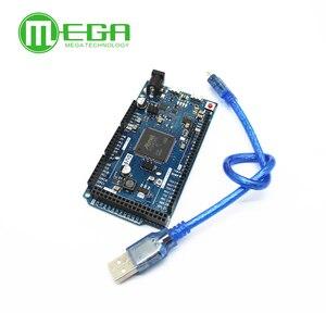 Работает хорошо из-за R3 плата AT91SAM3X8E SAM3X8E 32-битная ARM Cortex-M3 плата управления модуль для Arduino