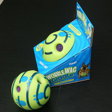 Interesting toy dog on pet sofa Interactive Vocal Ball Dog Chewing Dog Tooth Ball Clean Food Ball Additionally Strong Rubber Bal