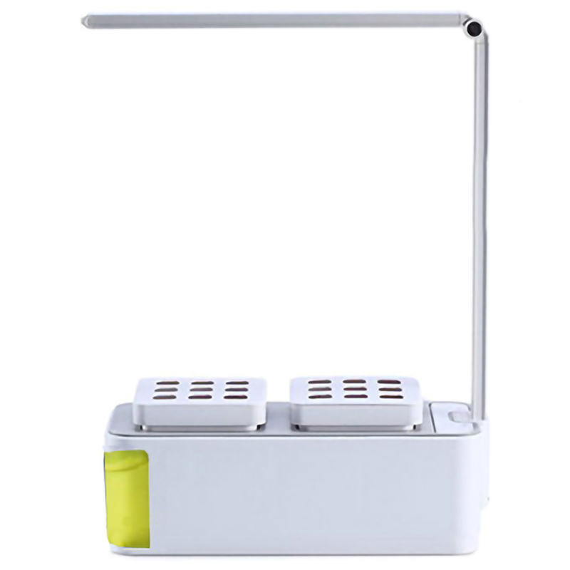 Smart Herb Garden Kit Led Grow Light Hydroponic Growing Multifunction Desk Lamp Garden Plants Flower Hydroponics Grow Tent Box(E