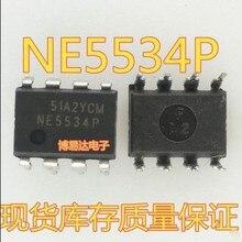 Free shipping 100PCS NE5534P NE5534 DIP8