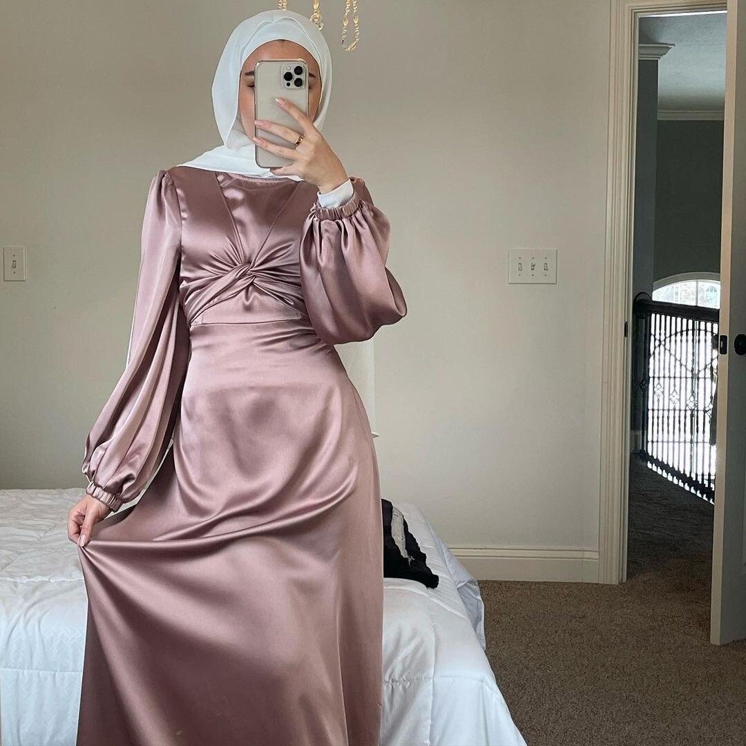 verão dubai abaya turquia roupa islâmica modesta