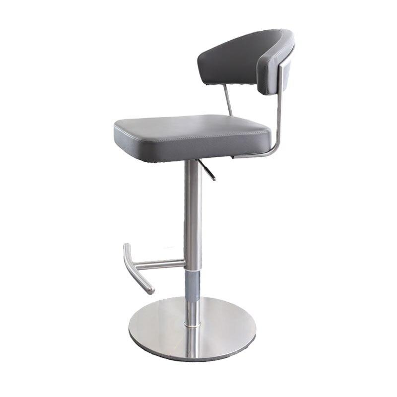 Dining Table Bar Chair Lift Light Luxury Modern Minimalist Bar Bar Stool Clear Bar Dining Chair Leisure Chair