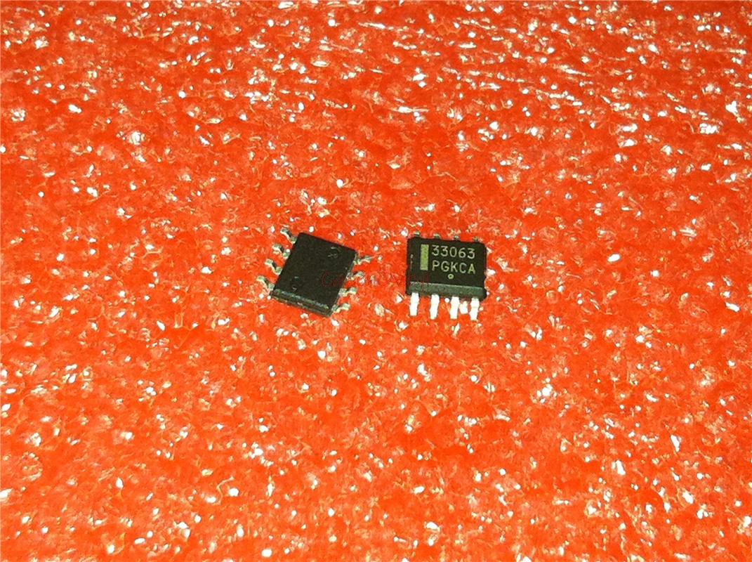 10pcs/lot MC33063ADR2G MC33063A MC33063 33063A SOP-8