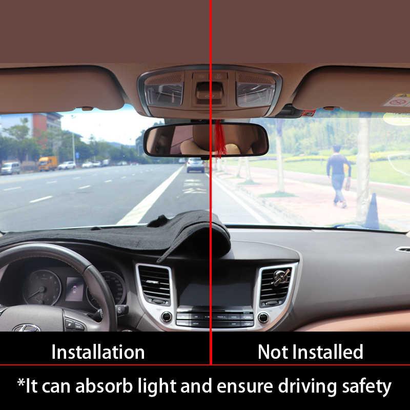Per Hyundai Tucson 2019 Guida A Destra Cruscotto Copertura Adesivi Per Auto Tenda Da Sole Dash Zerbino Tappeto Accessori Interni
