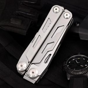 Image 5 - Splitman Alicates multiherramienta para cuchillos plegables, herramienta EDC para pesca, Camping, exteriores, cuchillo de acero inoxidable, destornillador