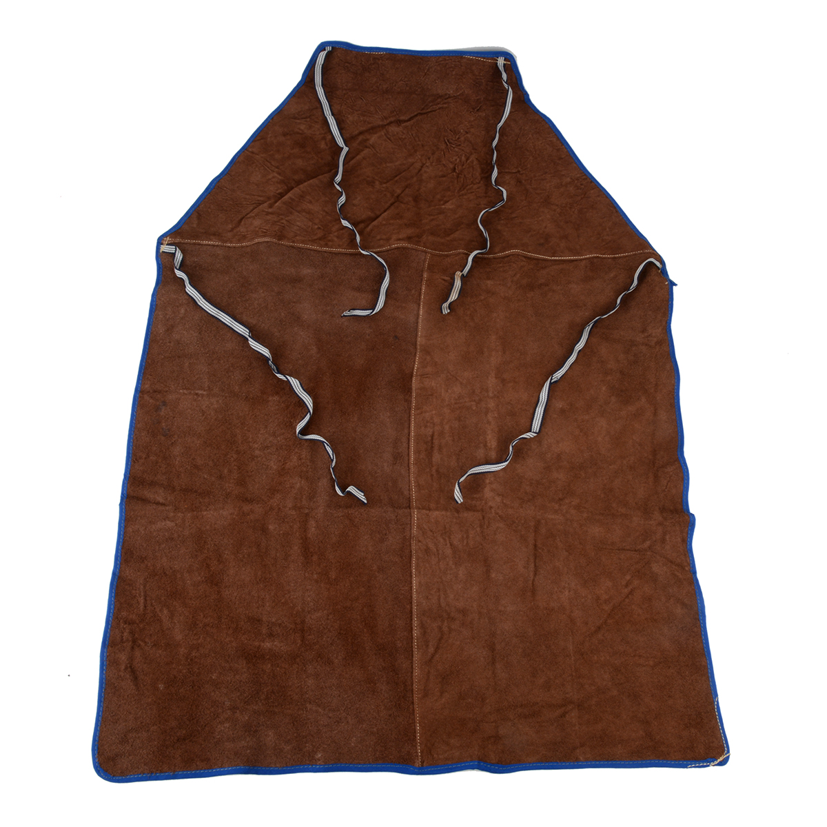 Durable Welding Apron Welder Heat Insulation Protection Leather Apron Safety Workwear Welding Equipment 60cm*90cm