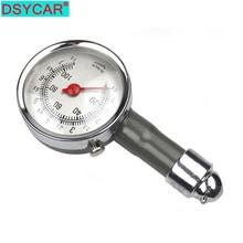 DSYCAR Medidor de presión de neumáticos de automóviles, Metal, medidor de presión de aire automático, herramienta de diagnóstico para Jeep, Bmw, Fiat, VW, Ford, Audi, Honda, Toyota