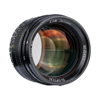 7 artisans 50mm F1.1 Prime Lens to All Single Series for Leica Metal Micro Cameras Accessories E-Mount Manual Focus