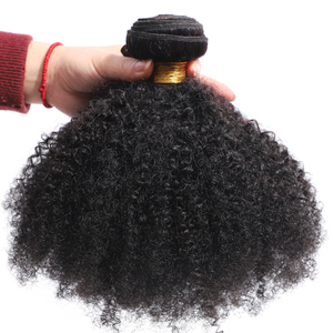 Malaysian Afro Kinky Curly Bundles 100% Curly Human Hair Bundles Remy 1/3/4 Bundles Deal Afro Kinky Curly Human Hair Extensions