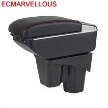 Auto Automobiles Car-styling Car Arm Rest Interior protector Accessories Decoration Styling Armrest Box 16 17 FOR Honda Greiz