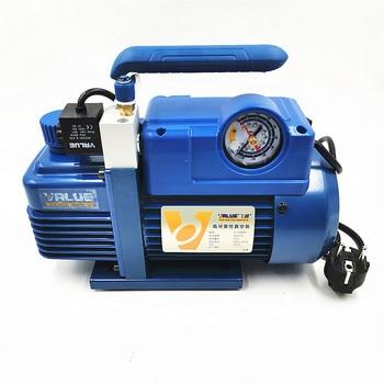 3.6m3/h 220V 180W V-i120SV air conditioning laboratory air pump refrigerate R410 vacuum pump 1L R410 R407C, R134a, R12, R22 цена 2017