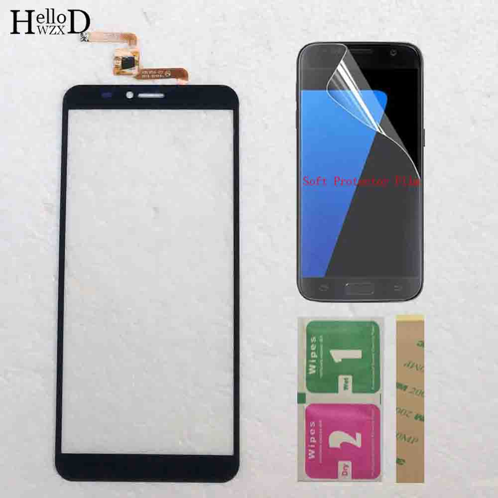 5.5'' Touch Screen Panel For Jinga Pass Plus TouchScreen Digitizer Panel Front Glass Lens Sensor Touch Screen Protector Film