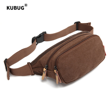 KUBUG Casual Outdoor Running Bag Mountaineering Running Waist Bag for Men