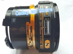 NEW For NIKKOR 24-70 2.8G Label Barrel LOGO Ring Tube Unit For Nikon 24-70mm 1:2.8G ED Lens Replacement Unit Part