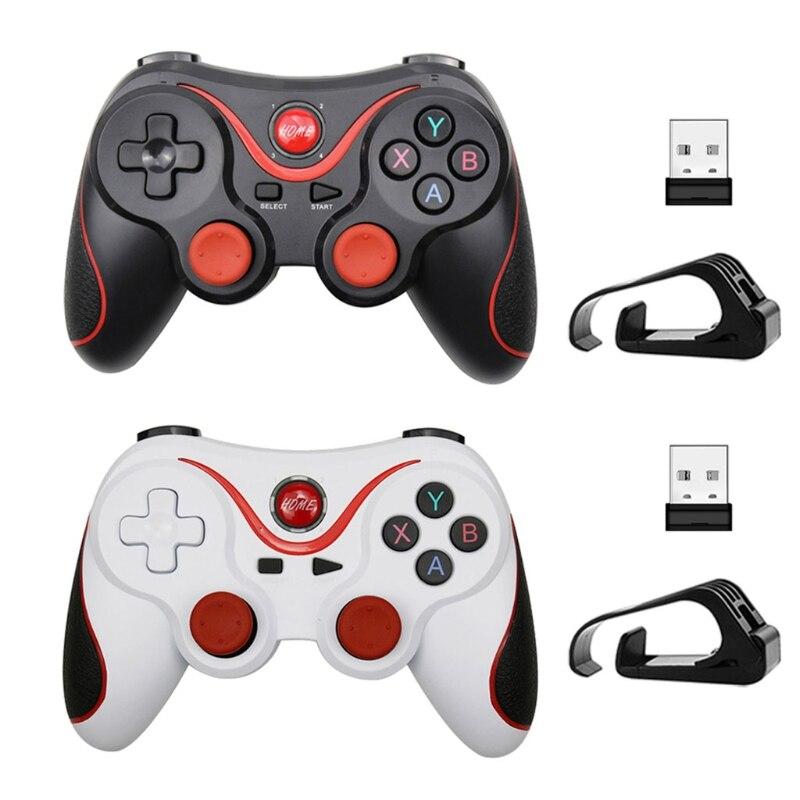 T3 Bluetooth беспроводной геймпад S600 STB S3VR, игровой контроллер, джойстик для телефонов