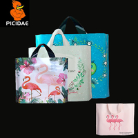 Buy 3 Pack Get 1 Pack To Buy 5 Pack Get 2 Pack Free Giftk Printing Pattern Custom Plastic Hand Clothes Cosmetic Store Shopping