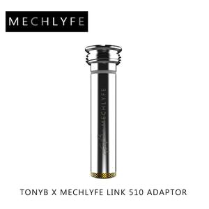 Mod Vape-Atomizer-Connector Billet Box MECHLYFE Link-Adaptor Ecig for DIY 510 Tonyb 1set