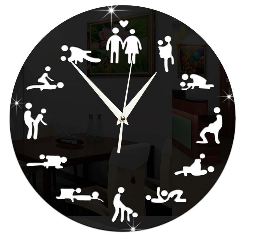 Creative Mute Wall Clock Bedroom Quartz Wall Decoration Wall Clock Gift Ideas Wood Clock Wall Home Decor Design 6w222 Wall Clocks Aliexpress