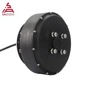 Detachable QS 3000W 260 V1 Single Shaft Hub Motor for Electric Car Cheap design