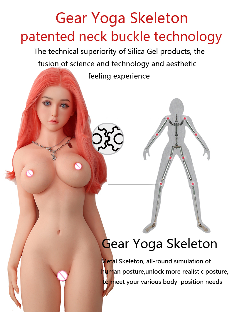 Hc93edca906e9497fb03817f0d9d665beb Real doll full silicone inflatable doll high-end simulation of a real woman doll real man sex doll can be inserted I