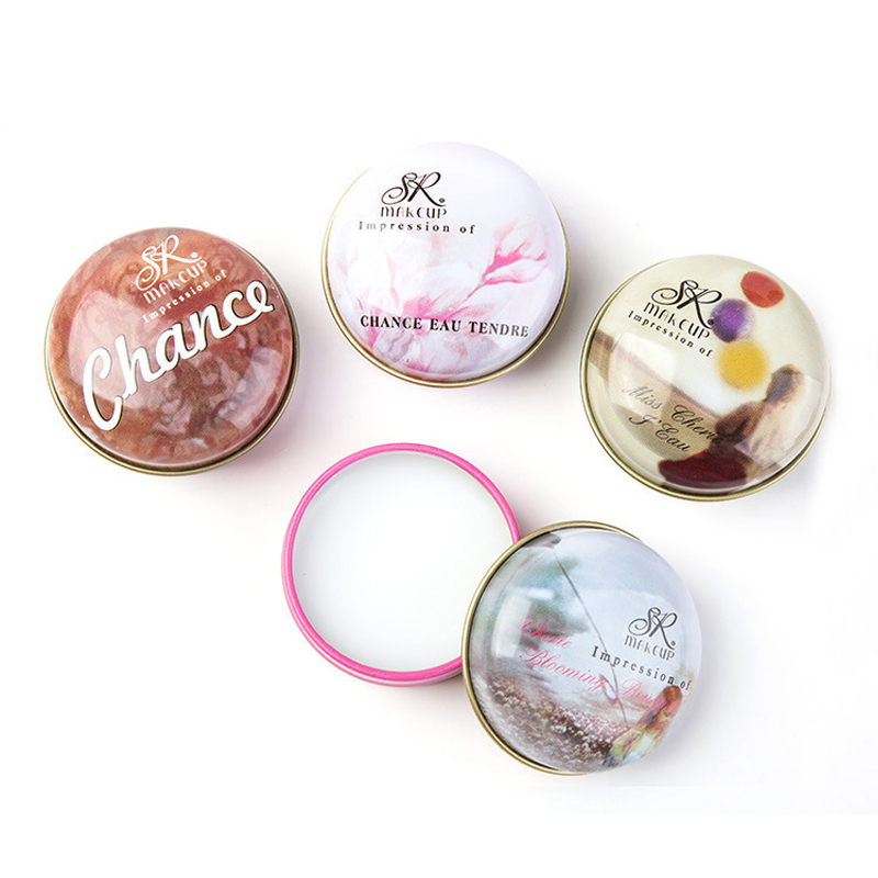 Portable Round Box Long-lasting Solid Perfume Balm For Women Men Body Fragrance Skin Care Solid Perfume Tins Deodorant Scented