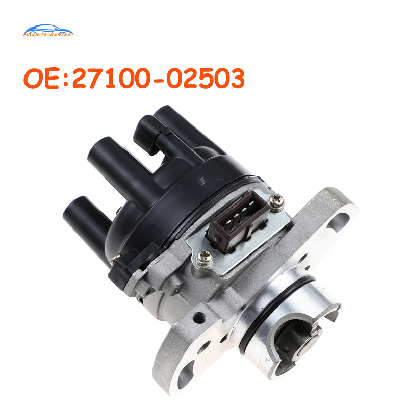 Auto Parts 27100-02503 2710002503 For HYUNDAI ATOS ATOS PRIME 1.0L 1.1L L4 1997-2002 Ignition Distributor Car