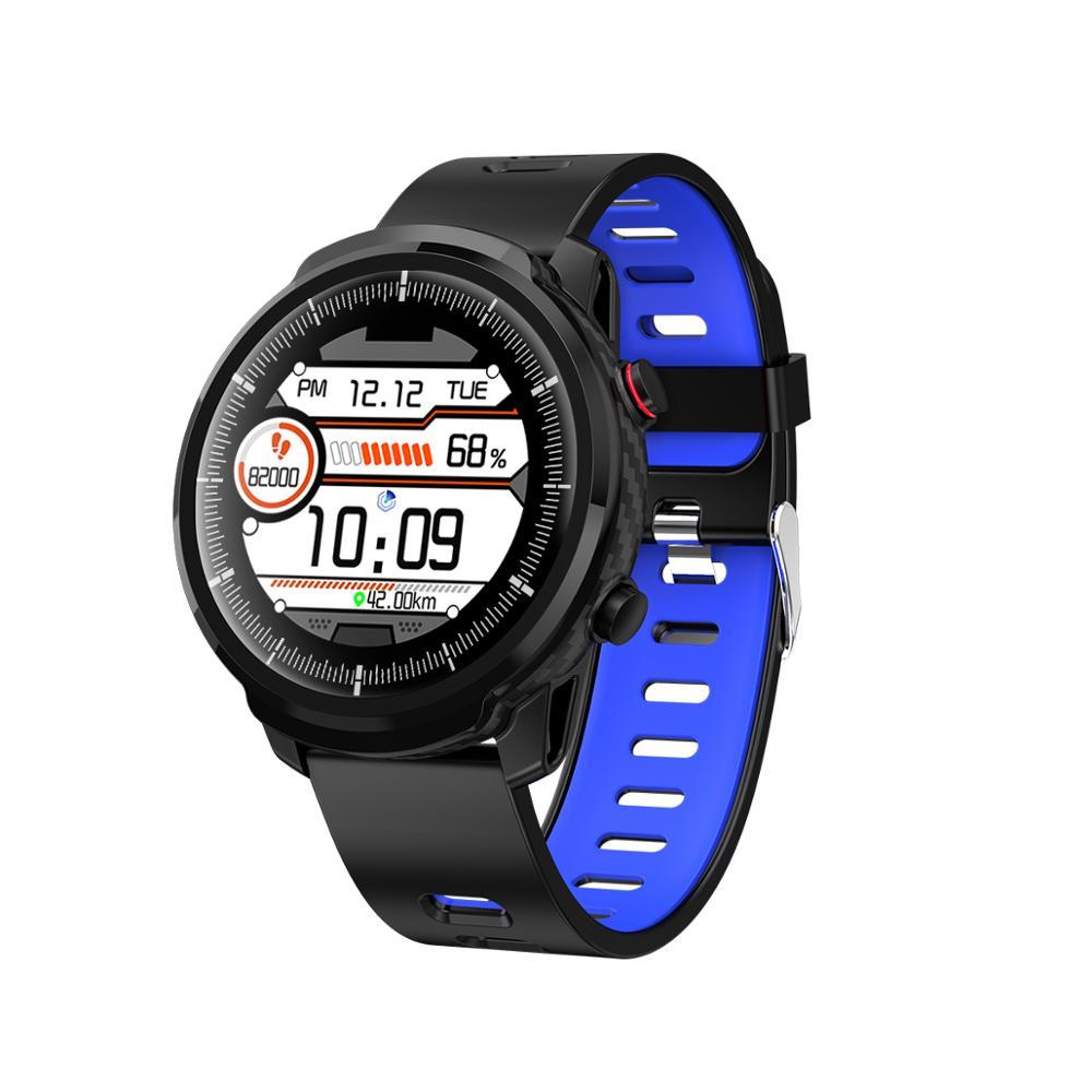 Cheia de Toque Monitor de Oxigênio Tela Relógio Inteligente Masculino Mulher Pulseira Pressão Arterial Tempo Exibição Smartver Banda S10 hd Ip68