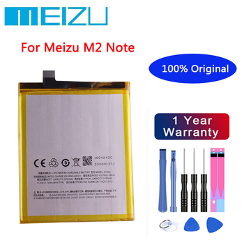 Meizu 100% Original 3100mAh BT42C Battery For Meizu M2 Note Phone Lastest Produce High Quality Battery+Free tools meizu 100% original 3060mah bt65m battery for meizu mx6 mobile phone battery with tracking number