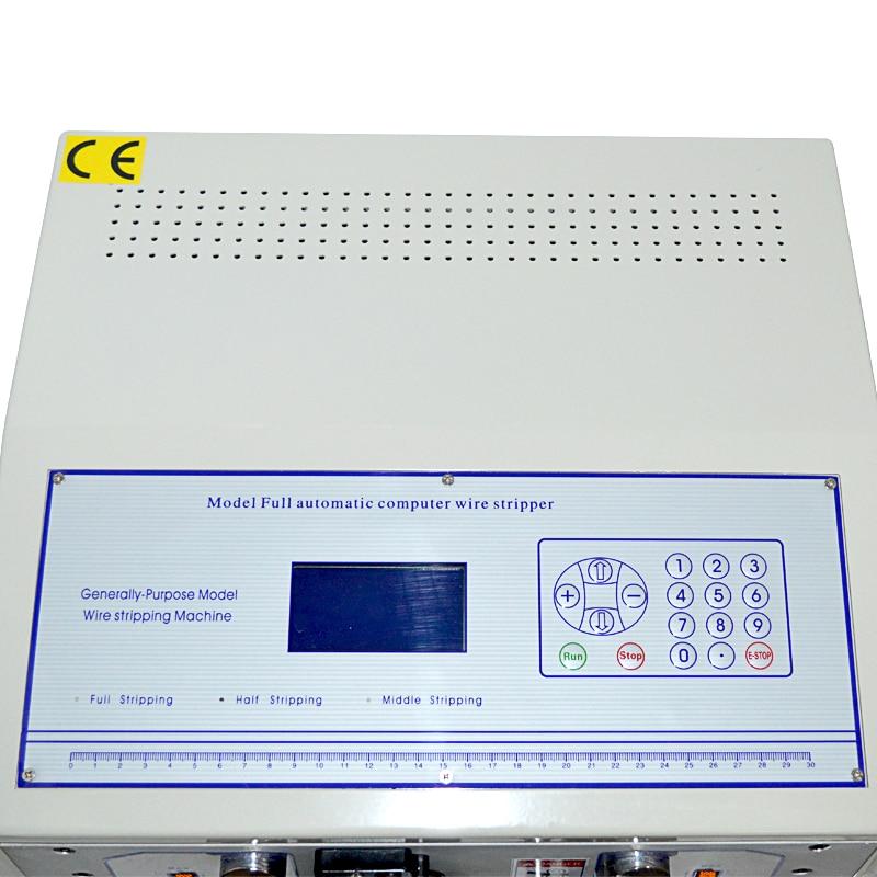 SWT508C-II automaatne arvutikoorimismasin Traadi eemaldamise masin / - Elektrilised tööriistad - Foto 6