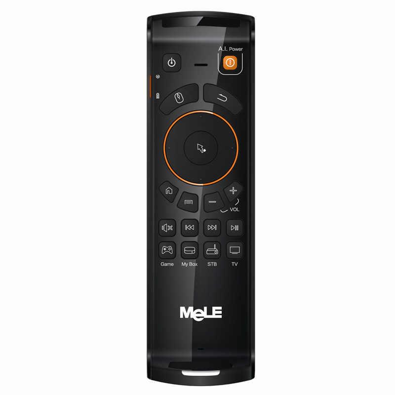 F10 Deluxe Wireless GAMING คีย์บอร์ด Fly สำหรับ Smart Android Mini PC TV Box Air Mouse รีโมทคอนโทรล Home อุปกรณ์เสริม