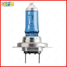 Car Light H7 Auto halogen lamp bulb Fog Lights 55W 100W 12V Super White Headlights Lamp