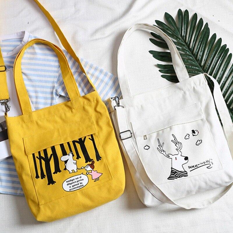4 cor Moomin Saco Zip Saco de Armazenamento De Bagagem de Viagem Organizador Classificação sacos Saco de vácuo para a roupa