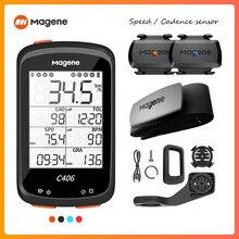 Magene C406 Bike Computer impermeabile GPS Wireless Smart Mountain Road bicicletta Monito cronometro ciclismo mappa dati bicicletta S3 +