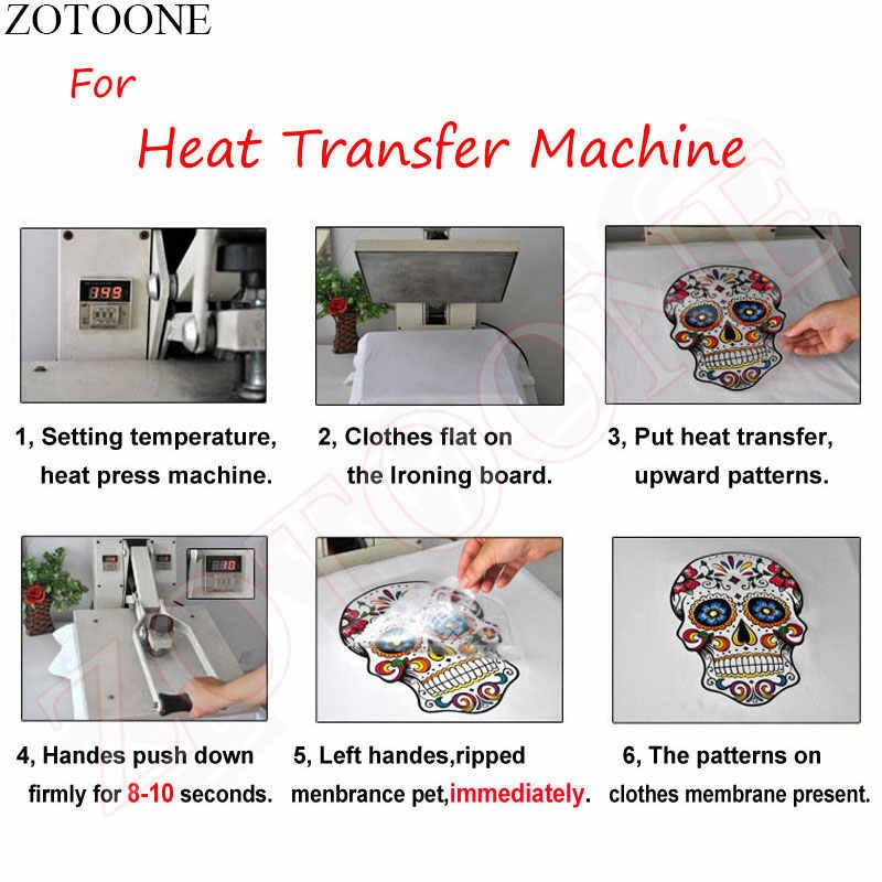 Etiqueta de transferência de calor em roupas para crianças camiseta diy apliques de vinil de imprensa térmica g