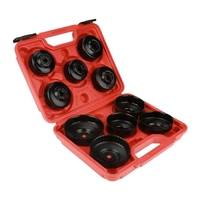 11Pcs Filter Wrench Remove Set Sockets Work Wrench Repair Tool Kit