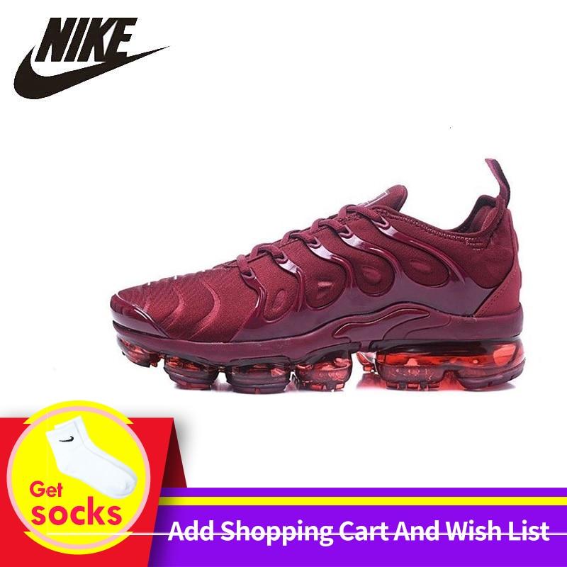 Nike Air Vapormax Plus TN Men New Arrival  Original Running Shoes Non-slip Sports Lightweight Outdoor Sports Sneakers #924453