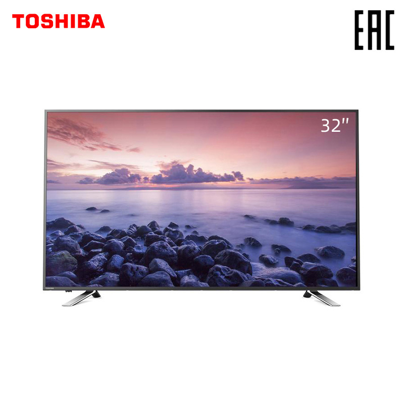 32 tv TOSHIBA 32L5865 HD Smart Tv цена