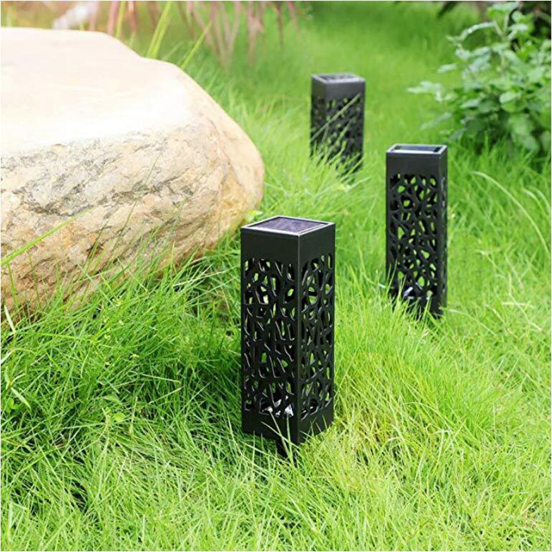 Led Solar Light Outdoor Solar Power Garden Lawn Lamp Landscape Spot Lights Porch Light