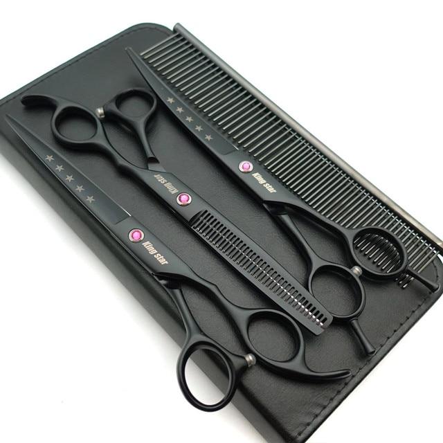 Professional Pet Grooming Scissors 4