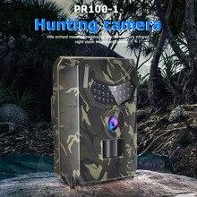 Hunting-Camera PR100-1 Night-Vision Infrared Practical Animal-Surveillance Waterproof