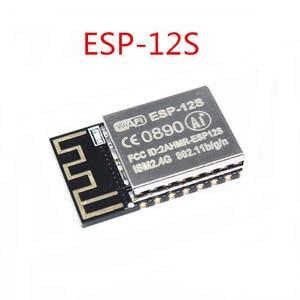 Image 1 - 10 шт., серия ESP8266 для Wi Fi, модуль, промышленный, беспроводной, модуль, с поддержкой ESP 8266, IOT, с поддержкой Wi Fi, для использования с устройствами, с поддержкой ESP, IOT