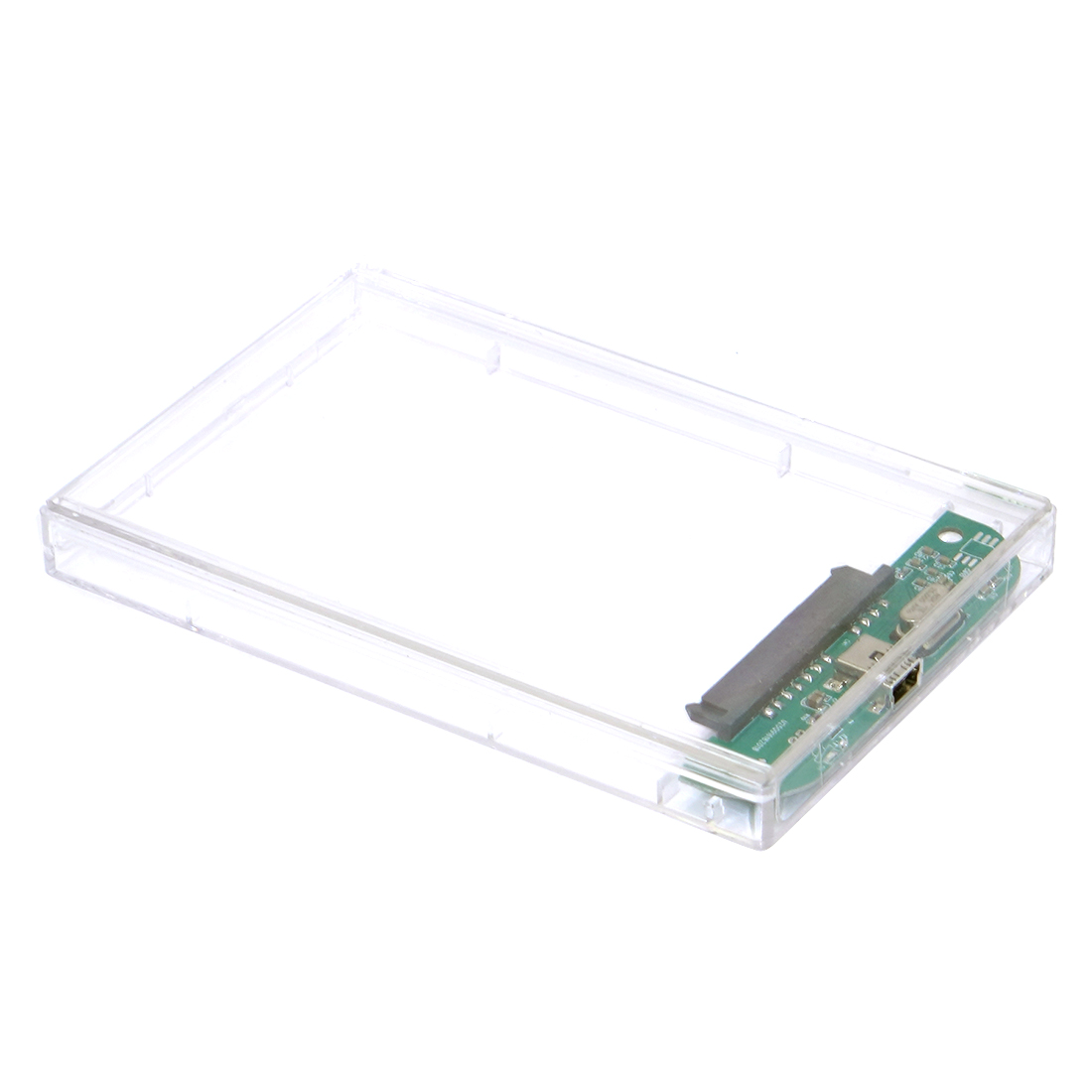 "X-Media 2.5/"" SuperSpeed USB 3.0 External SATA HDD Aluminum Enclosure"